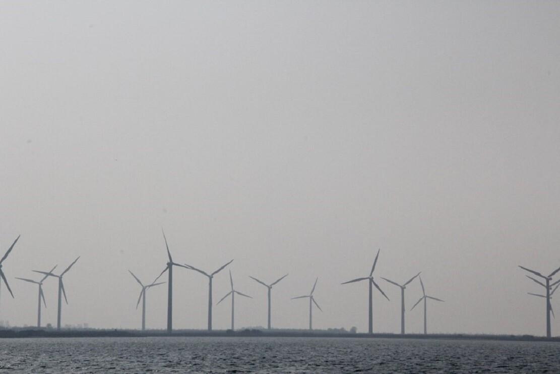 qué son los parques eólicos marinos