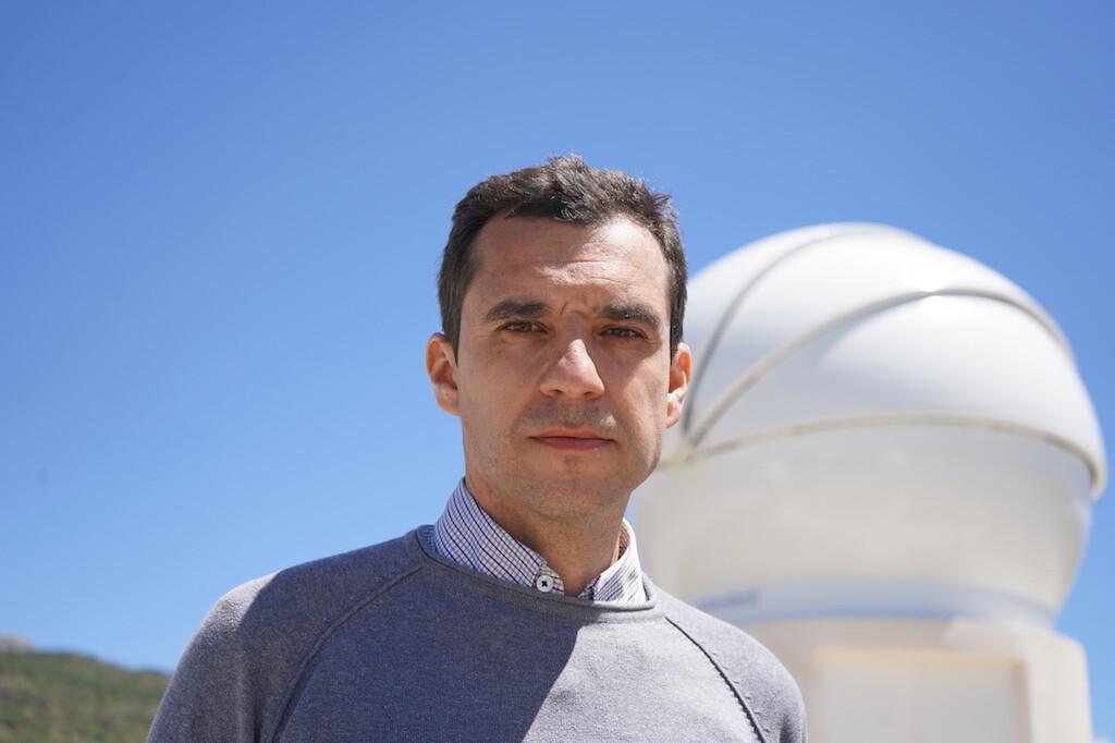 Javier Cenarro, astrofísico: «Teruel también existe en el universo»