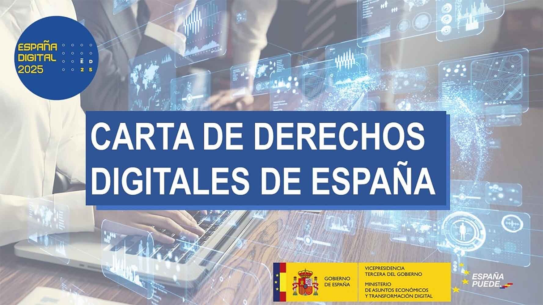 carta de derechos digitales