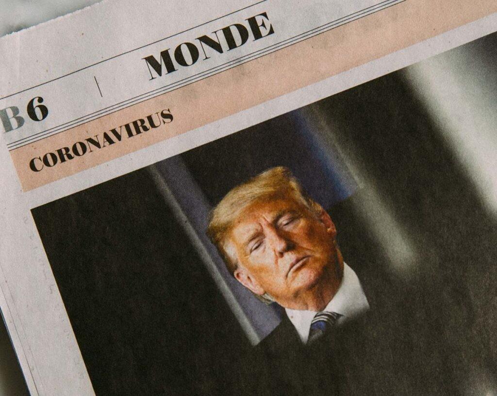 Donald Trump y la hidroxicloroquina