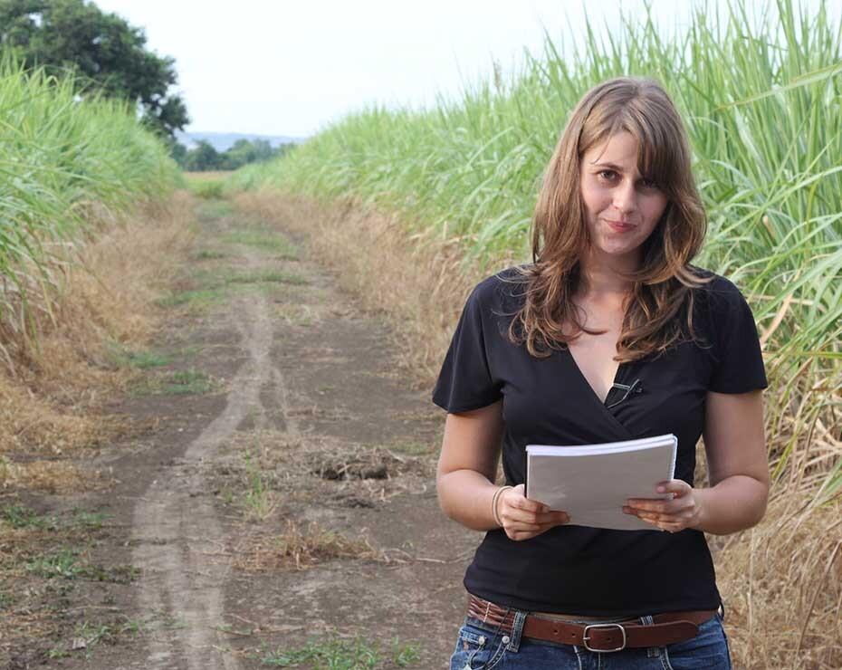 Laura Villadiego, cofundadora de Carro de Combate.