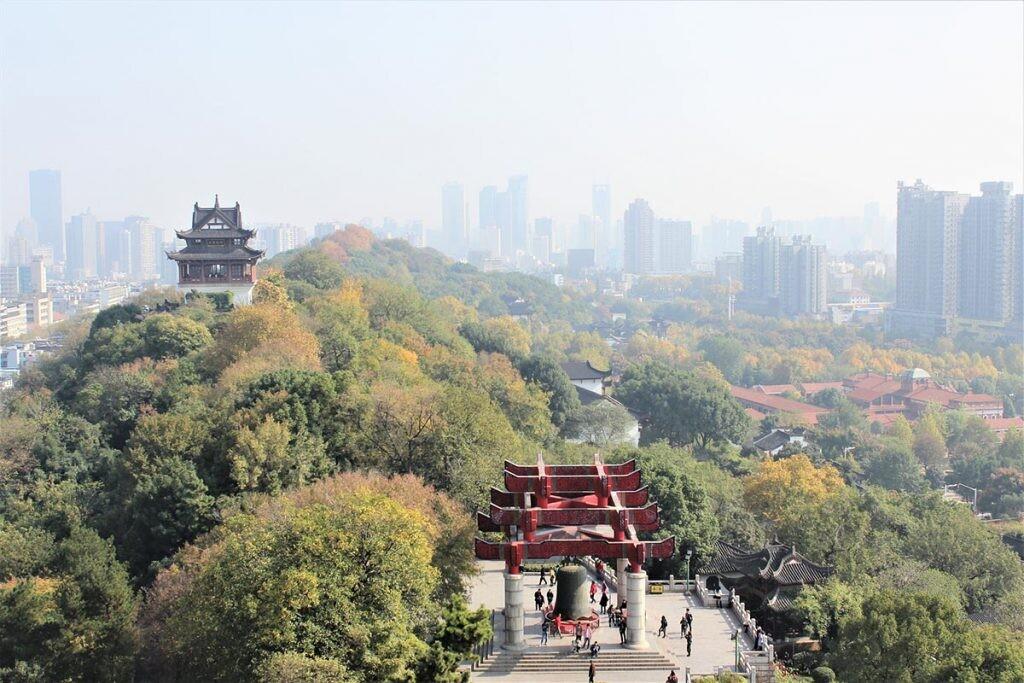 ciudad de Wuhan