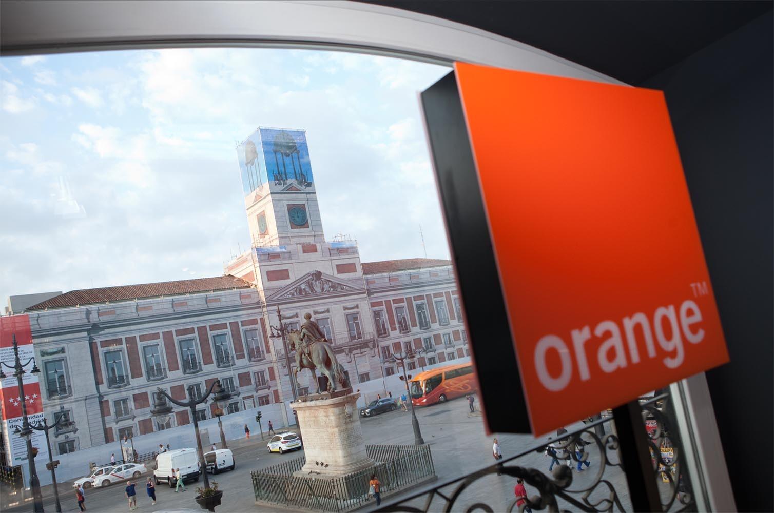cobertura 5G de orange