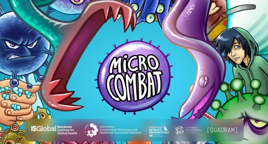 bacterias resistentes -microcombat