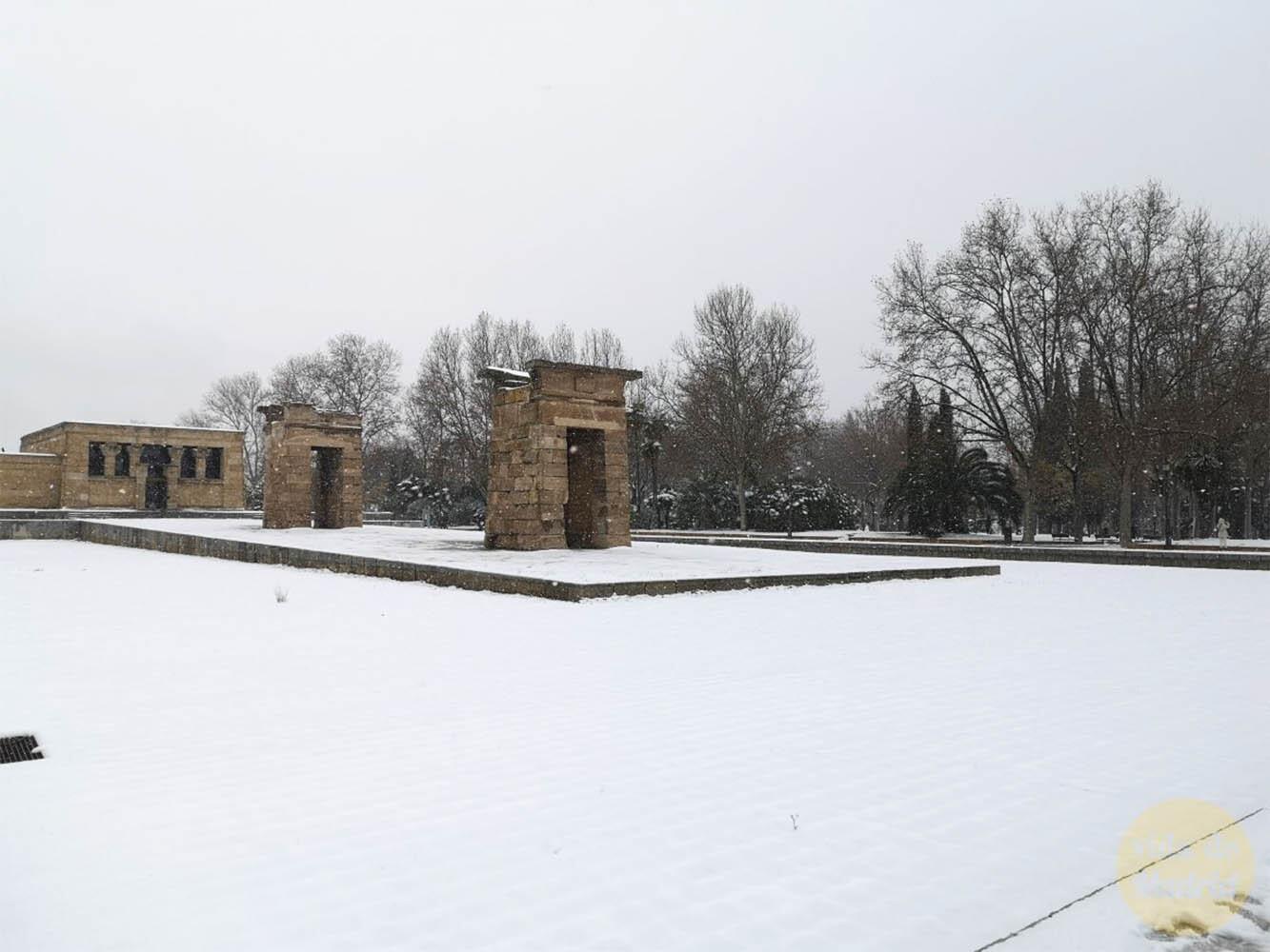 Templo de Debod. Patrimonio