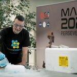 Agua en Marta. Ciudad ciencia