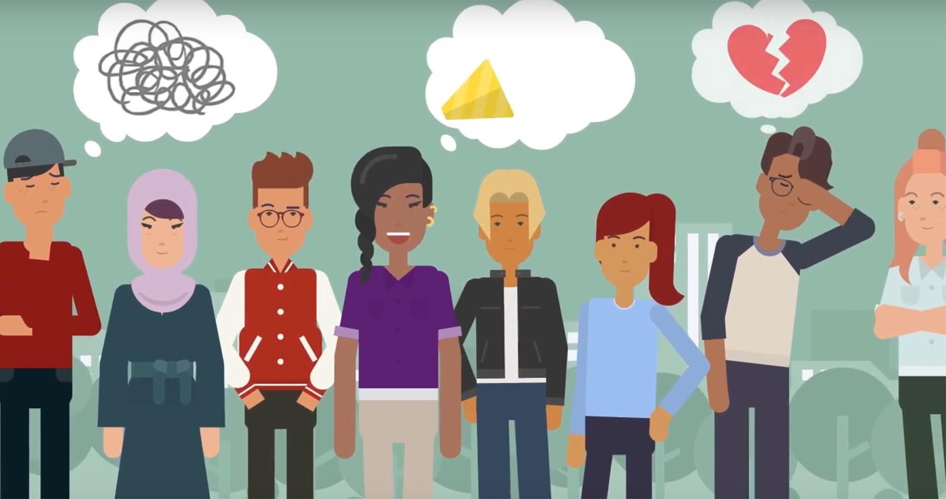 app salud mental adolescentes