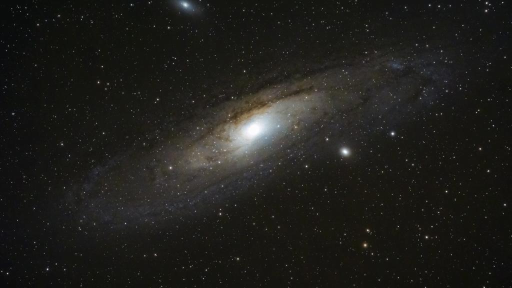 Galaxia cercana a la Vía Láctea