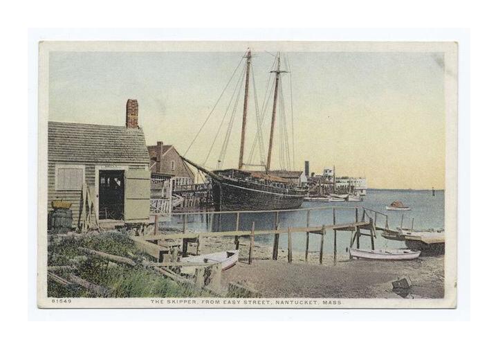 estampa de Nantucket