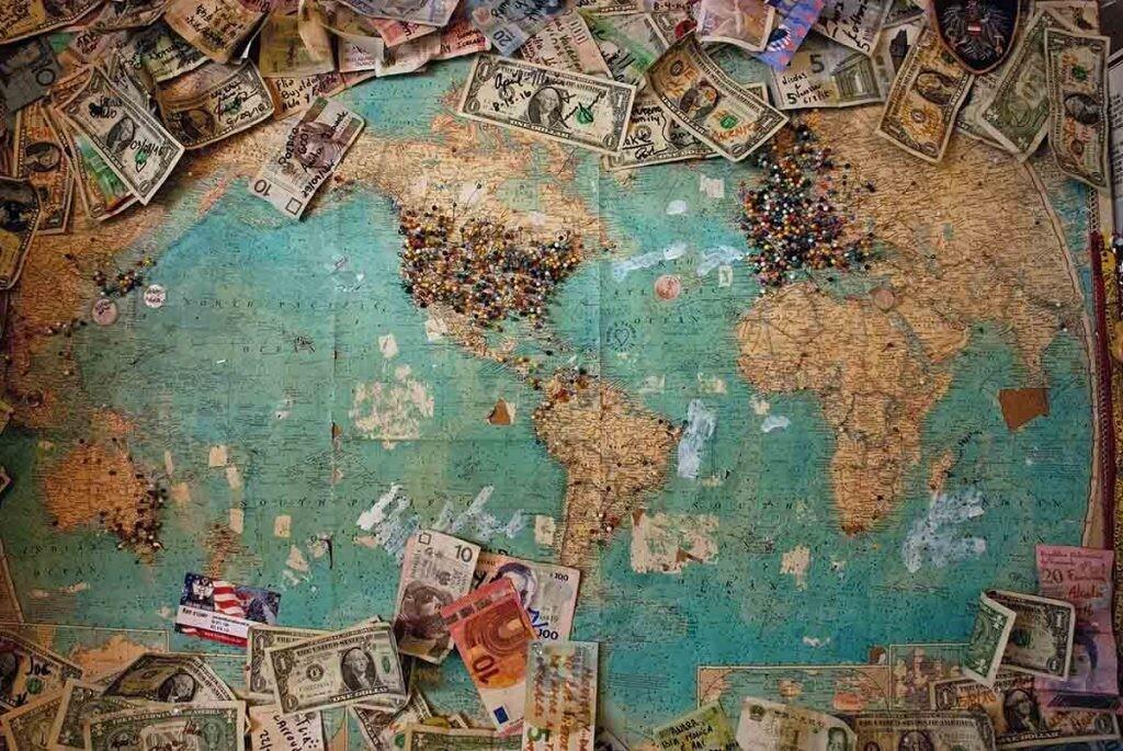 finanzas a nivel global