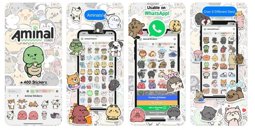 Stickers para iOS