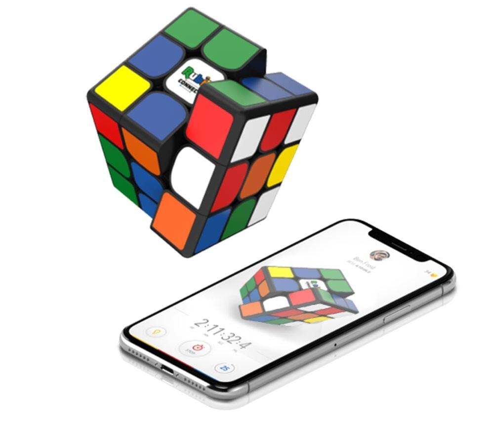 Resuelve el cubo de Rubik con tu smartphone sin romperte la cabeza