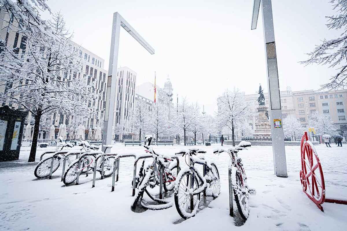 El cambio climático puede propiciar temperaturas extremas tanto en invierno como en verano.