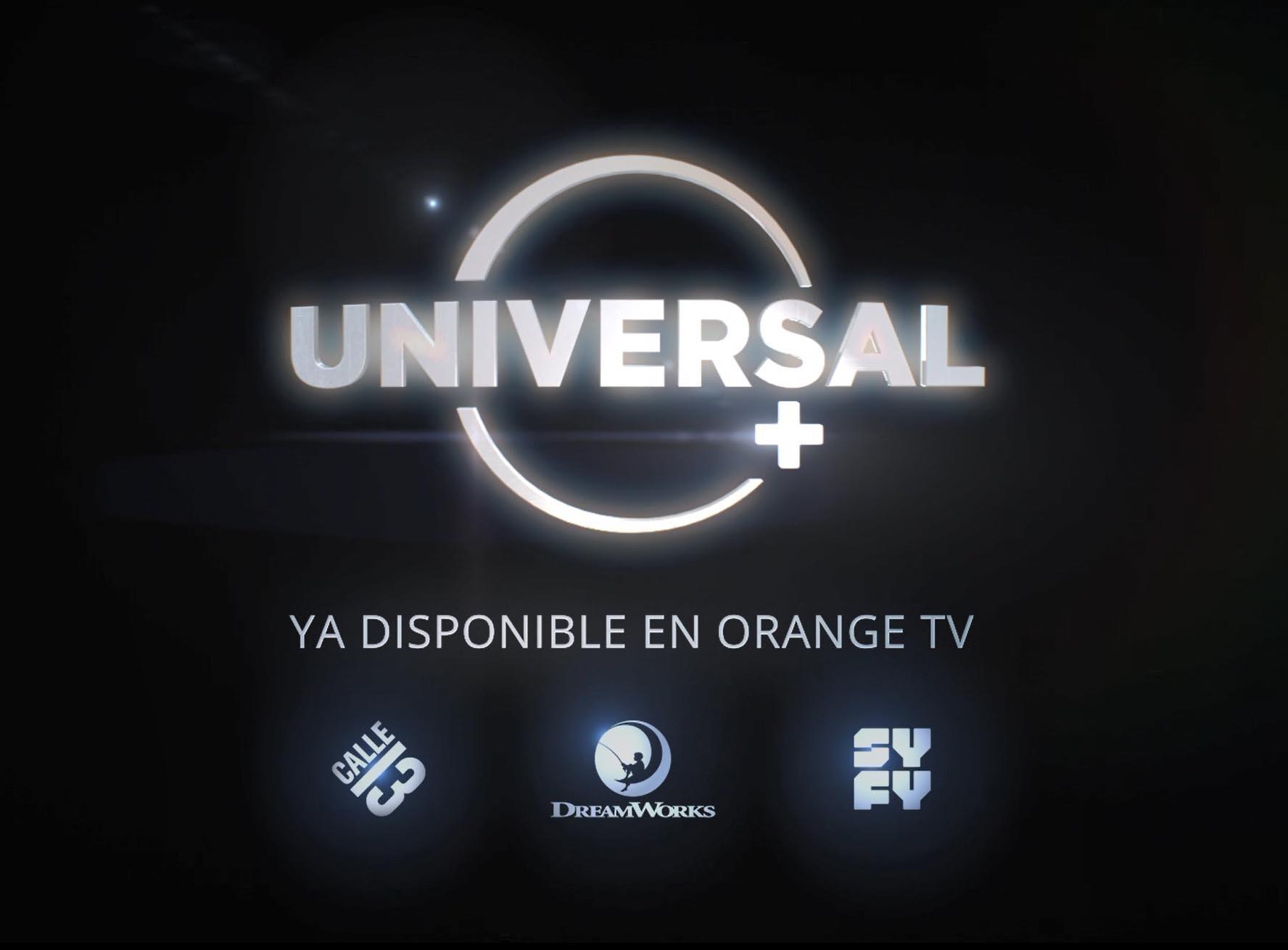Universal+ Orange
