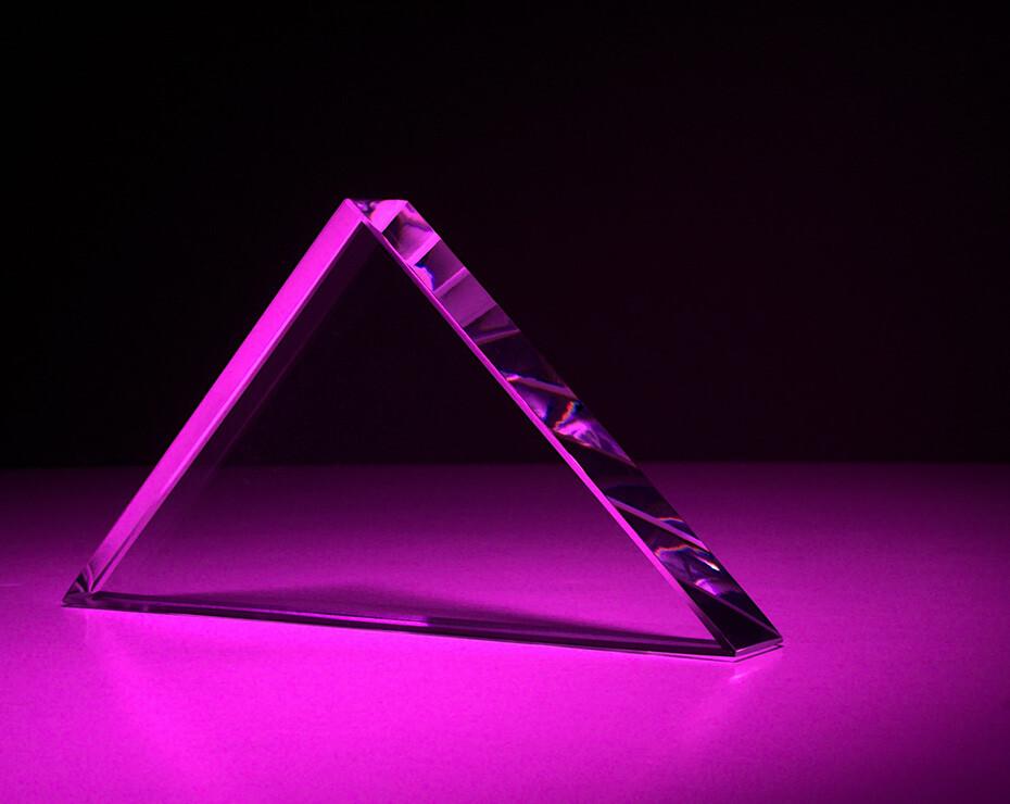 como calcular el area de un triangulo