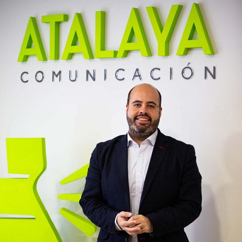 Pablo Vázquez Sande de Atalaya Comunicación