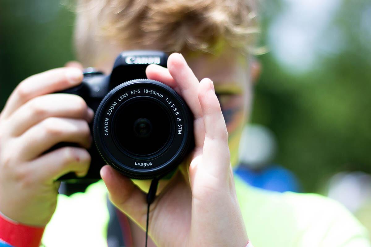 La IUCN comparte buenas prácticas para sacar y compartir fotografías.