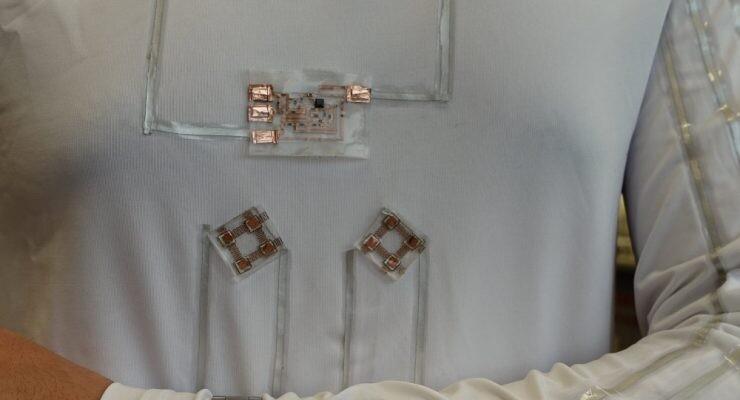microrred portátil que convierte a nuestro cuerpo en una fuente de energía renovable