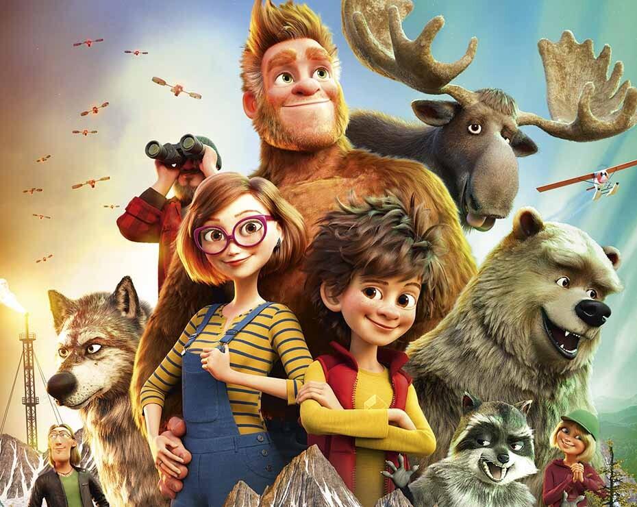 La película Bigfoot family ha levantado quejas entre los defensores de promover el uso de combustibles fósiles.