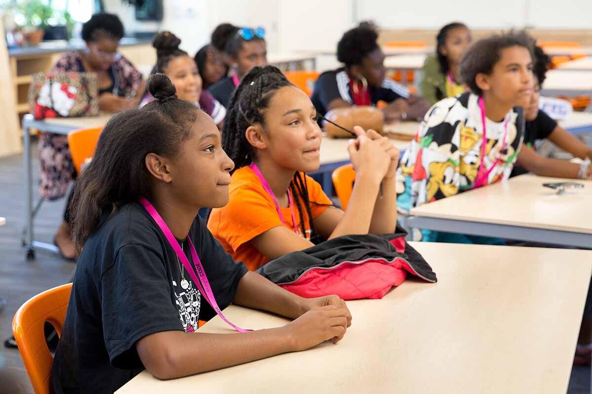 Actualmente, las mujeres negras representan solo el 2,5 % de la fuerza laboral en ciencia e ingeniería en Estados Unidos.
