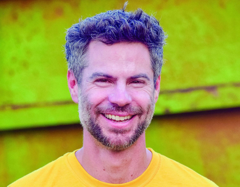 El ecologista estadounidense Michael Shellenberger.