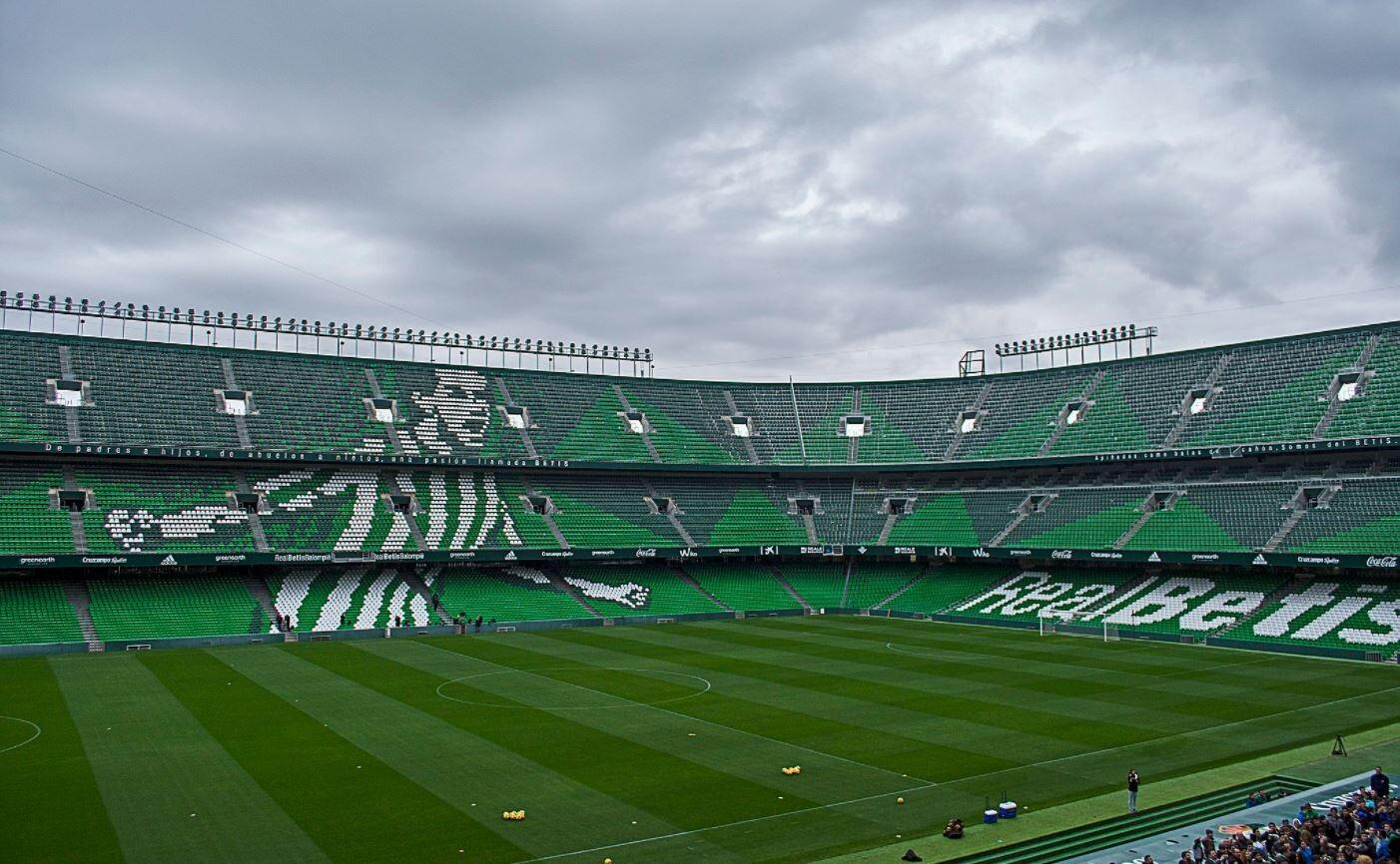 Estadio Benito Villamarín (Wikimedia Commons).