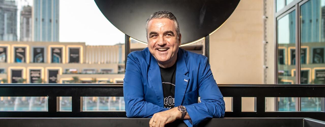 Julio Bruno, CEO de Time Out.