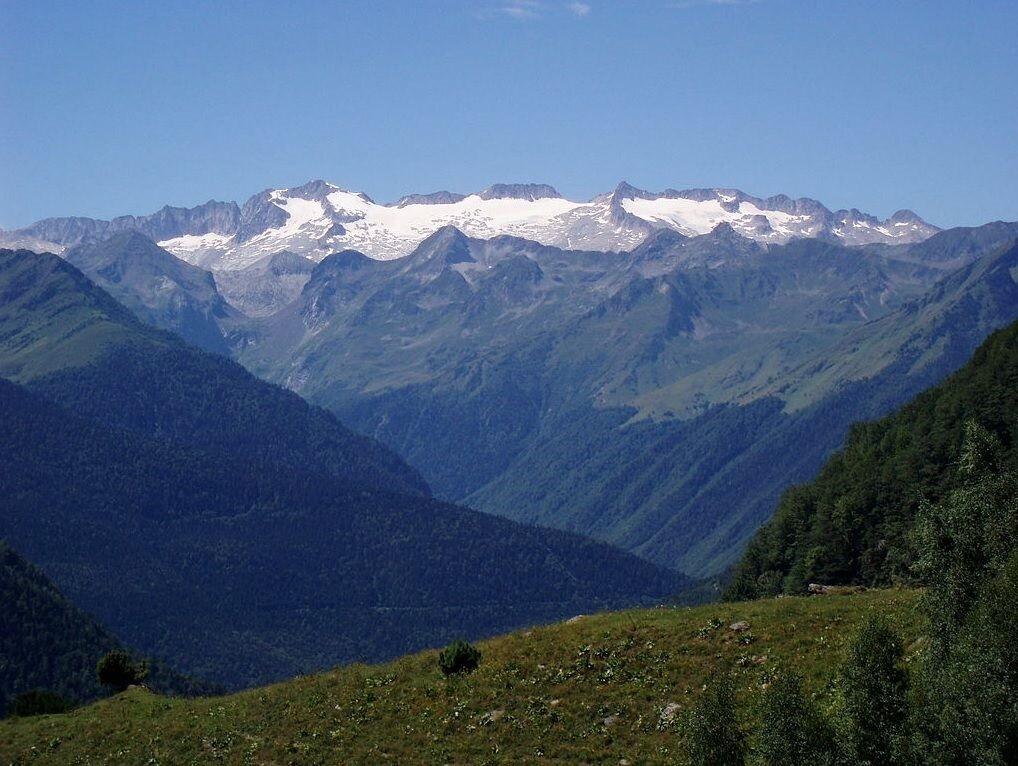 Aneto_ montañas de España