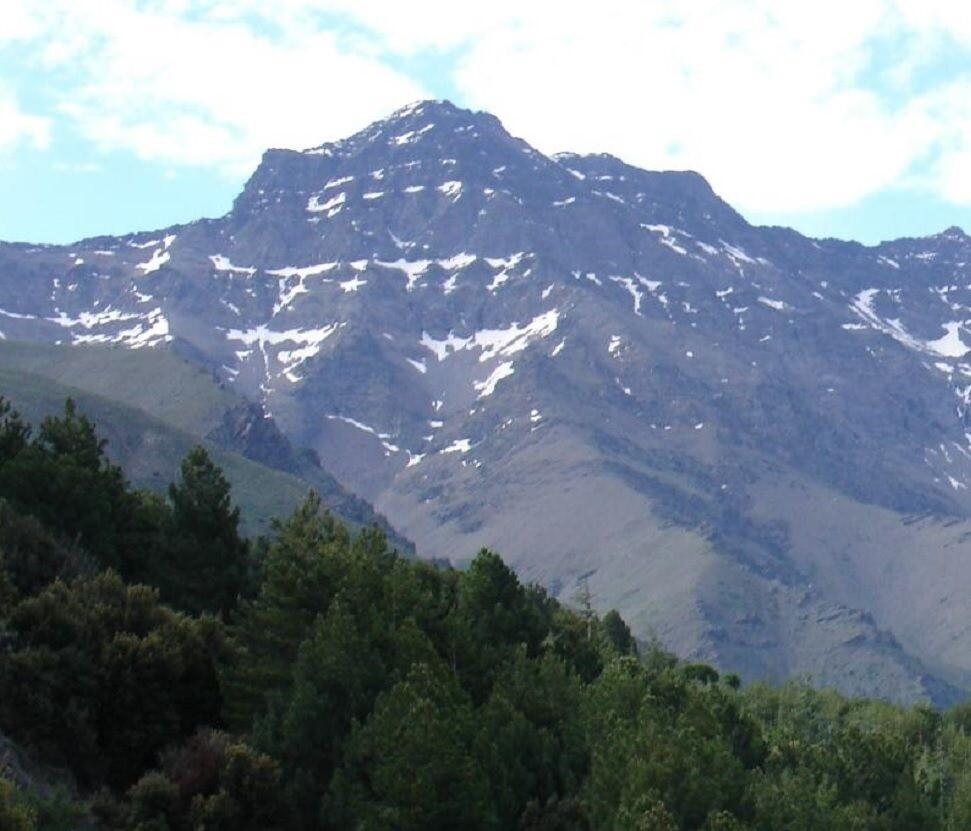 La Allcazaba- montañas de Españas