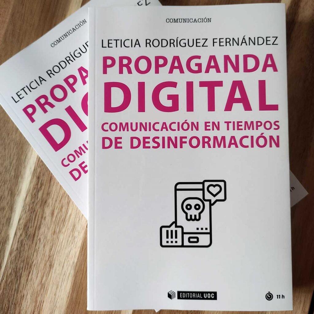 libro de Leticia Rodríguez