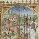 Edad Media Manuscritos iluminados