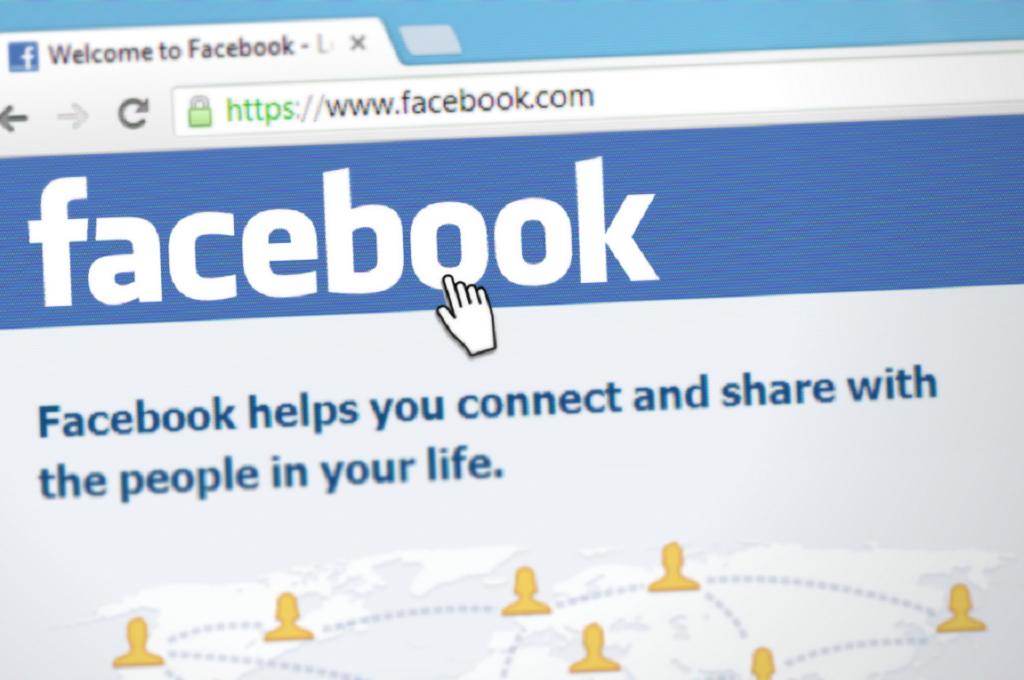Cómo desbloquear en Facebook