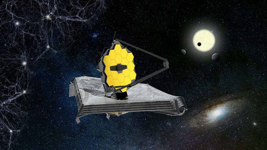 la órbita del James Webb, lo explica Macarena García