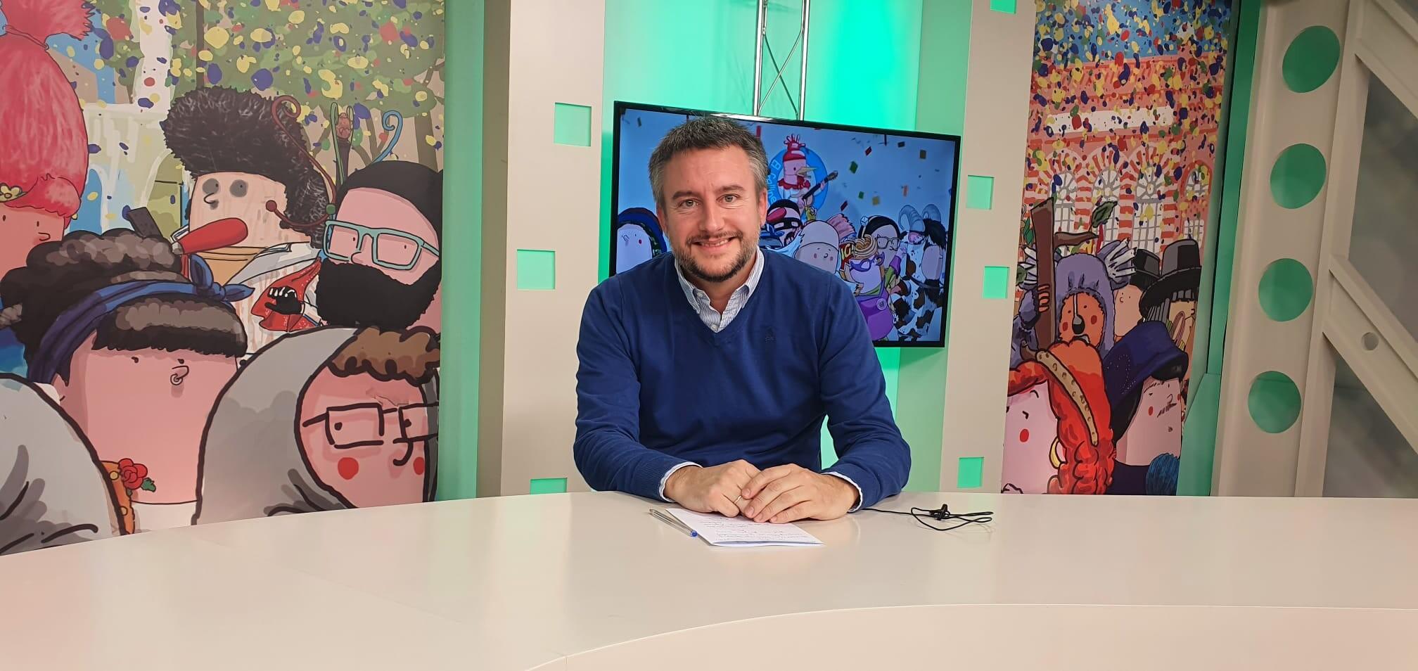 Álvaro Pérez, profesor de UNIR y experto en pedagogía.