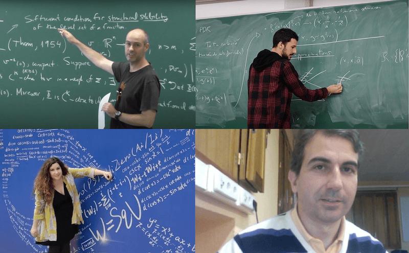 Matematicas y patitos de goma - autores