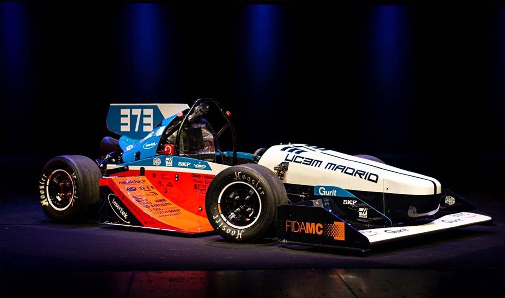 Fórmula 1 de los estudiantes