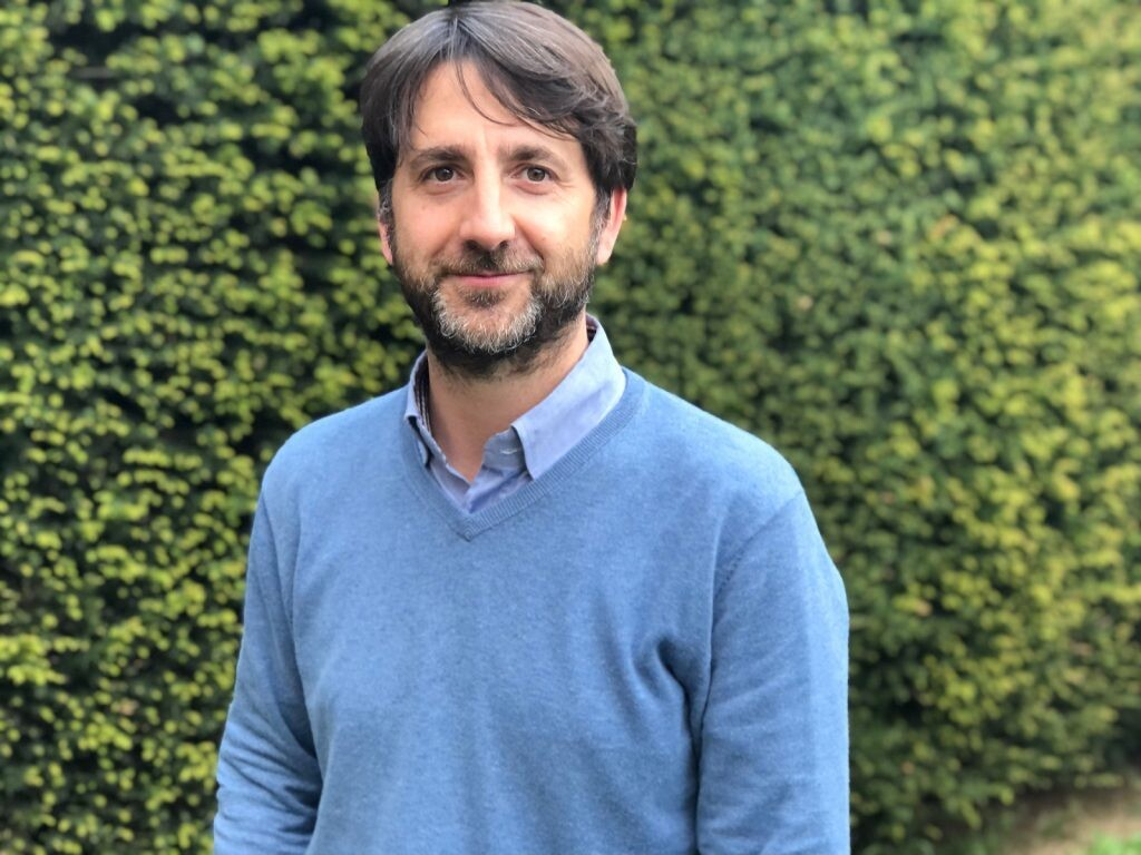 Isidoro Tapia, experto en energía.