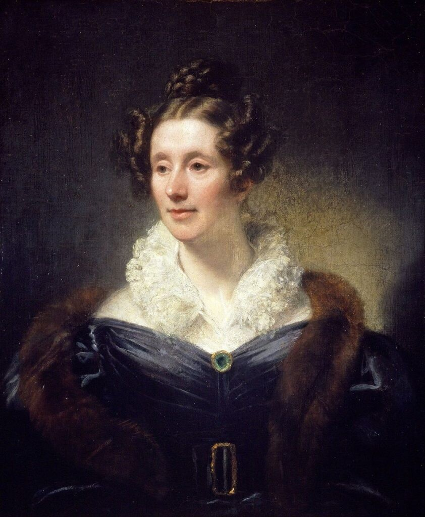 Científica Mary Somerville