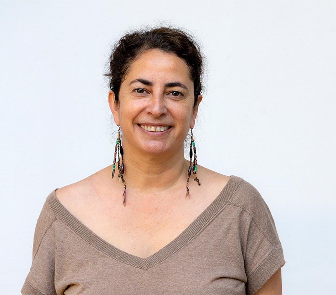 Medusas. Laura Prieto, investigadora del CSIC