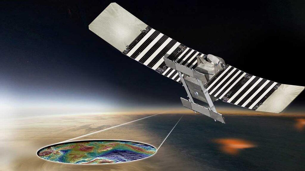 misión VERITAS de la NASA