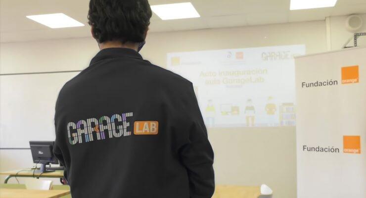 GarageLab de la fundación Orange