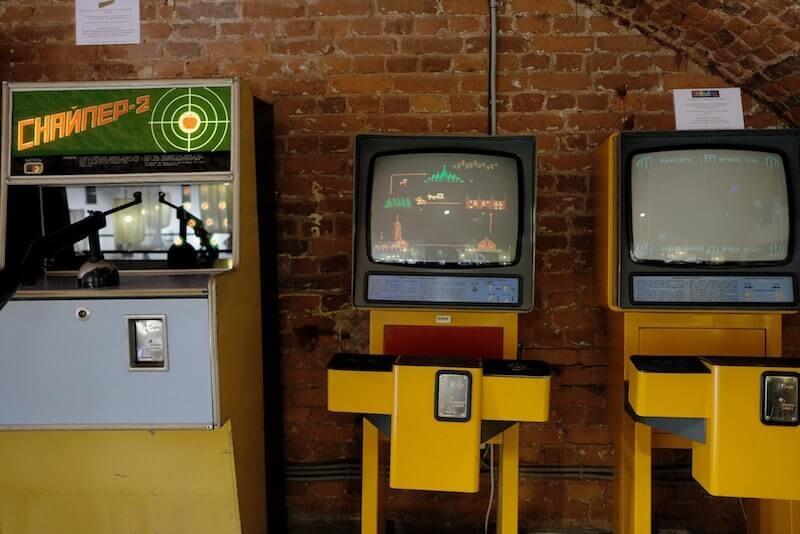 Ingenieria inversa arcade