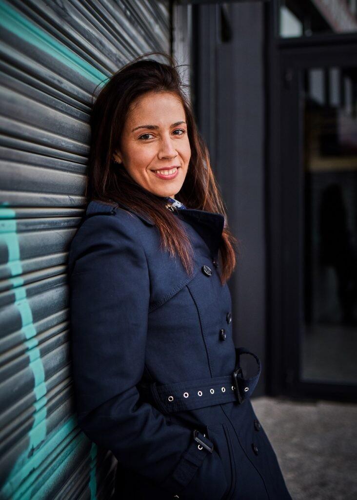 Silvia Barrera, inspectora de policía