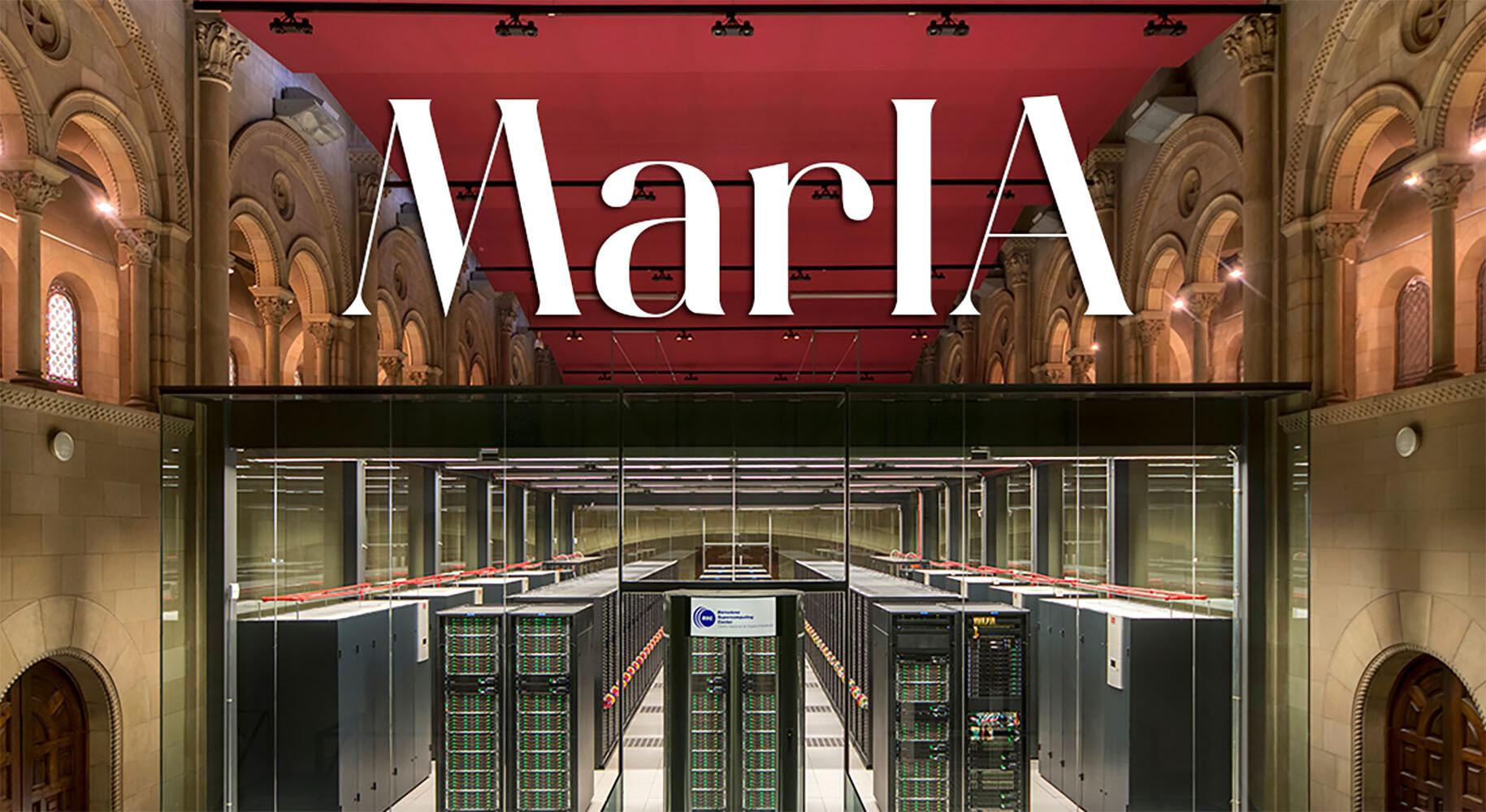 Maria inteligencia artificial