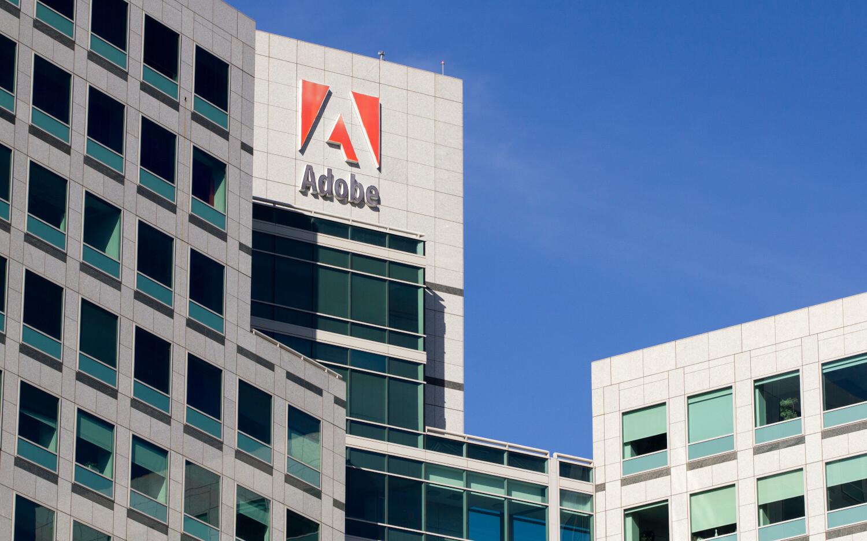 Sede central de Adobe en San José, California.