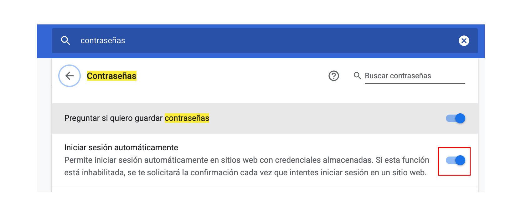Password Manager Google