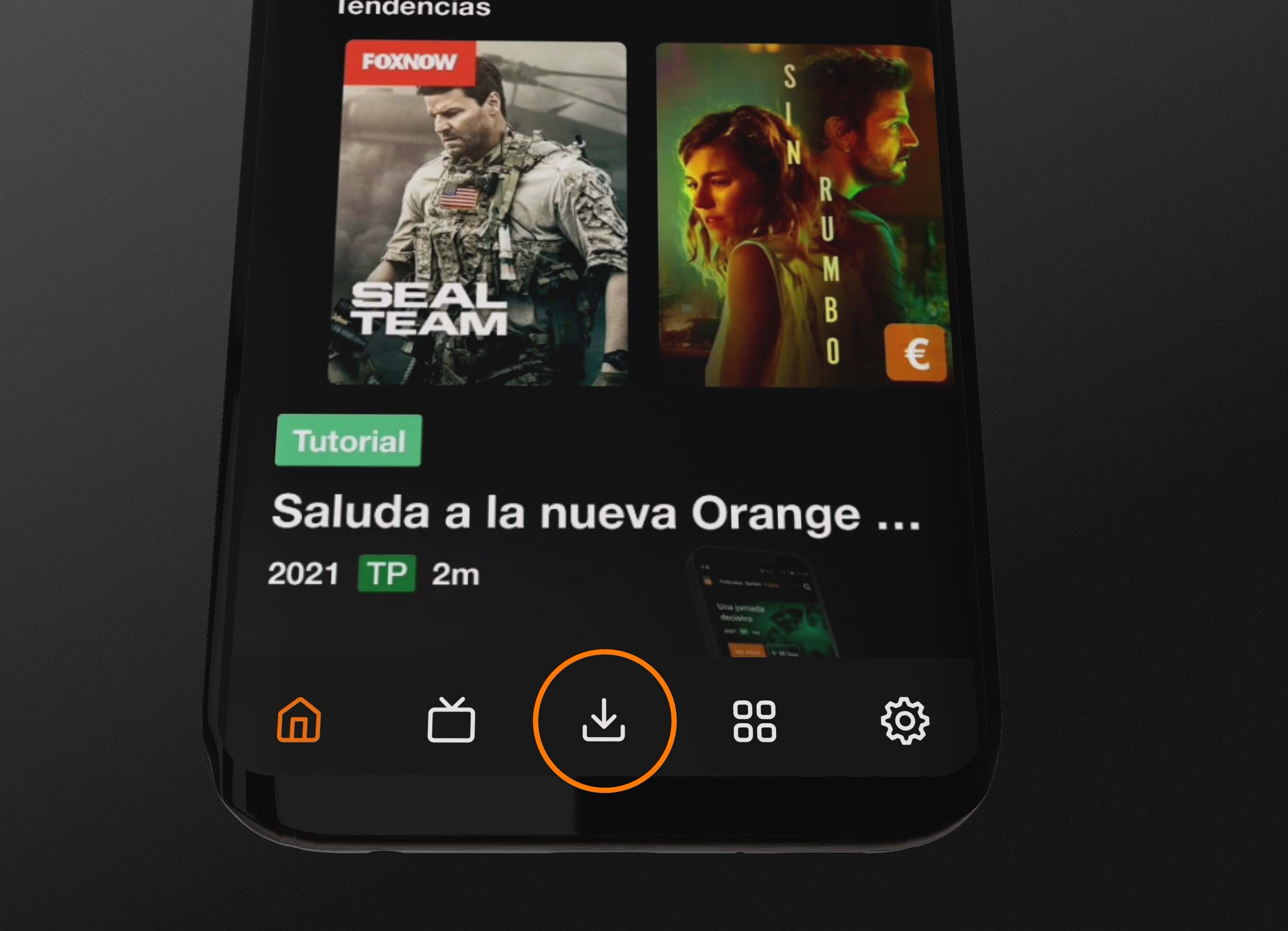 orange tv