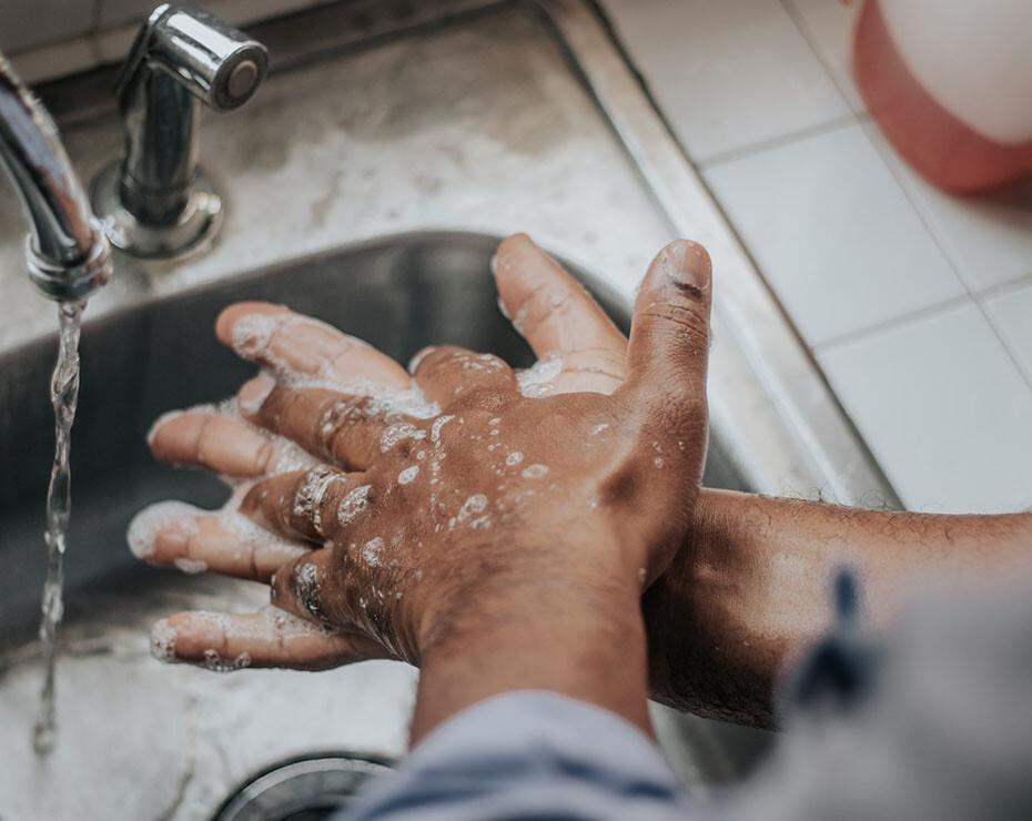 superbacterias luchar contra lavar manos
