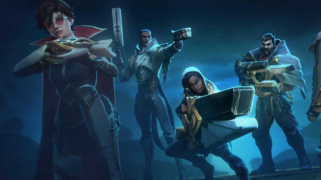 Centinelas League of Legends