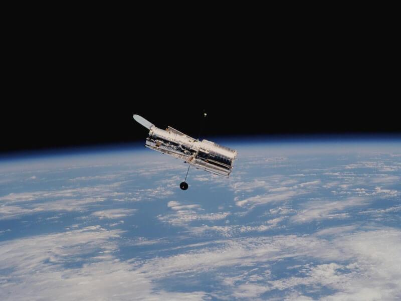 que es una galaxia telescopio Hubble